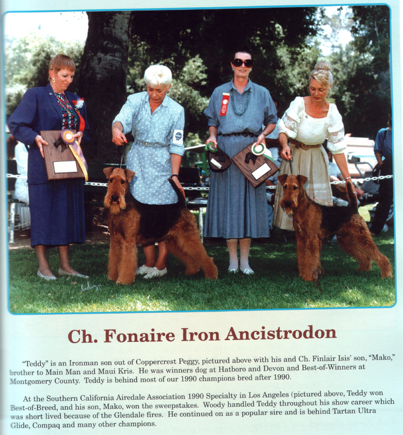 CAN US CH Fonaire Iron Ancistrodon